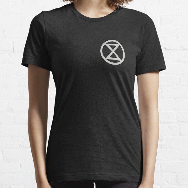 BEST SELLING Extinction Rebellion Merchandise Essential T-Shirt