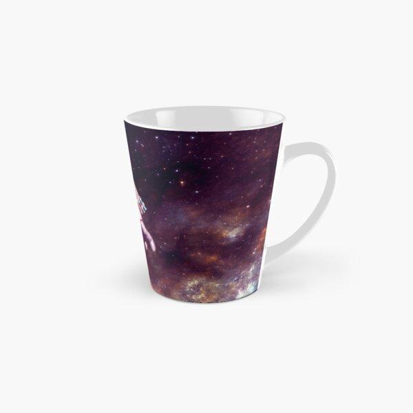 Shooting Stars - the astronaut artist Tall Mug