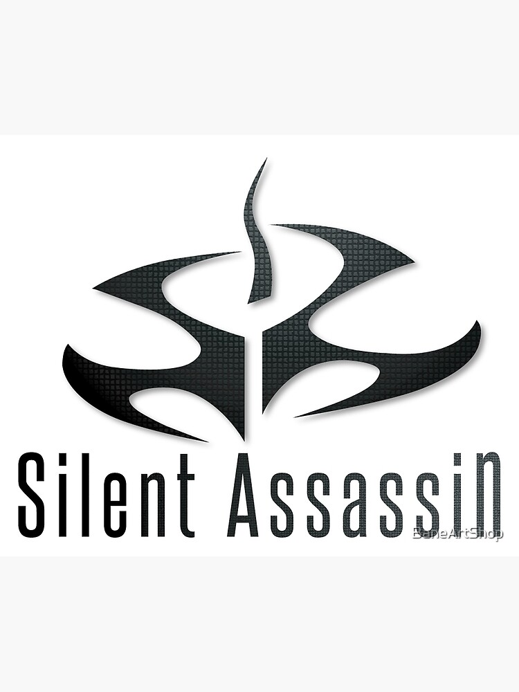 Hitman - Silent Assassin by BaneArtShop