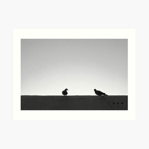 • • • Art Print