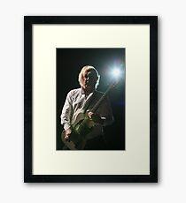 Rick Parfitt Framed Print