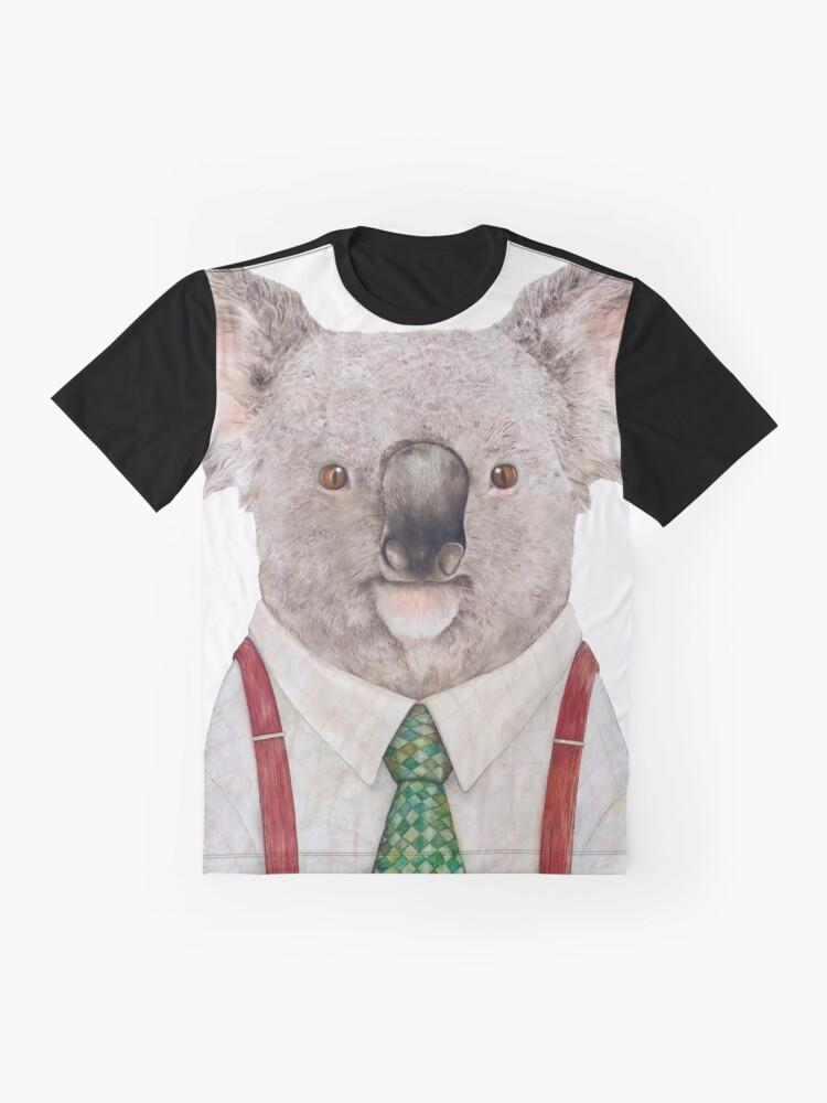 """Koala"" T-shirt by AnimalCrew | Redbubble"