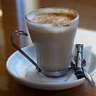 Come to a cafe with me! by Catherine Davis
