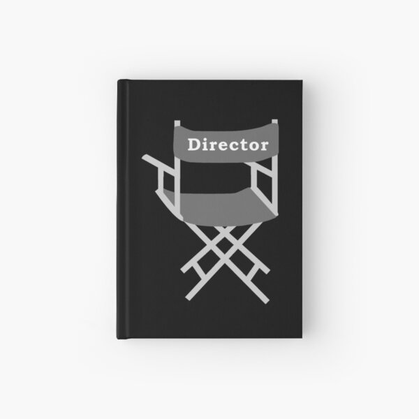 Director's Chair Hardcover Journal