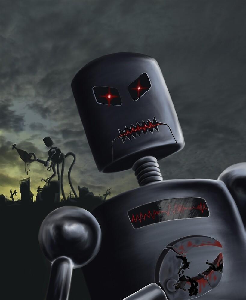 Demon Bots by mdkgraphics