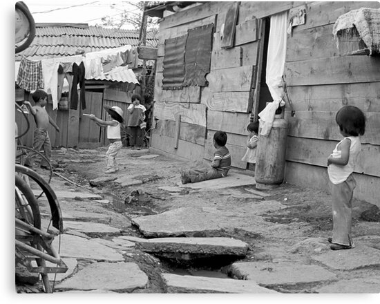 """At Play in the alleys of """"Shantytown"""" by photosbytony"""