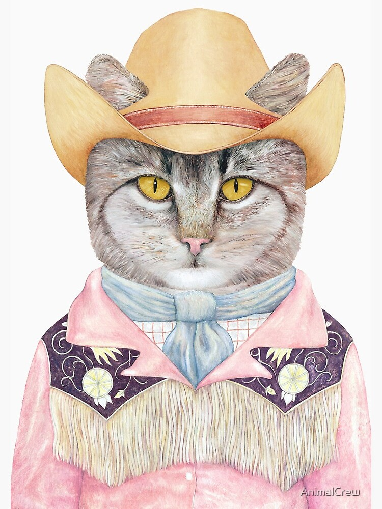 Country Cat by AnimalCrew