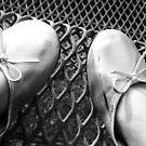 Flatline Bows  by DearMsWildOne