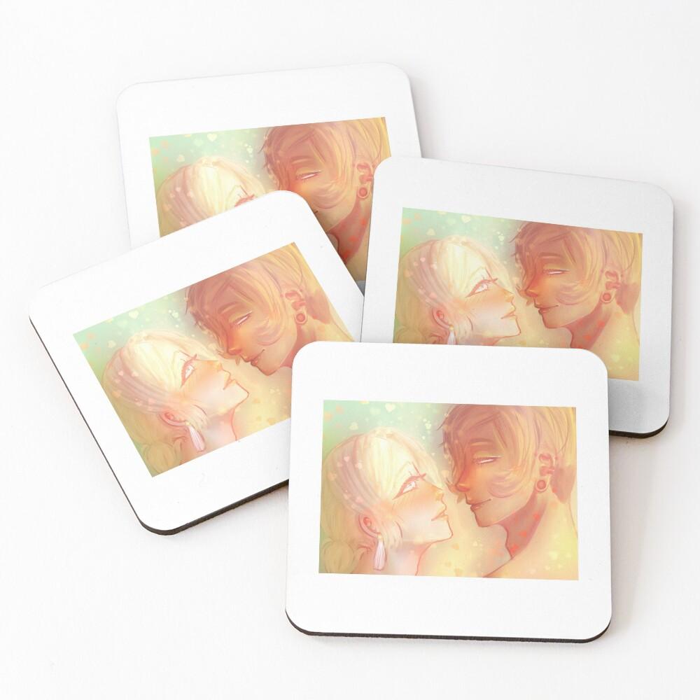UwU Coasters (Set of 4)