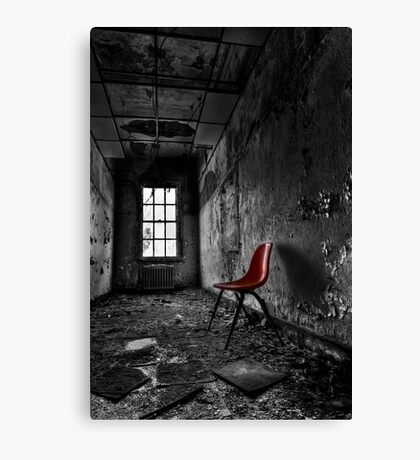 Goodbye Innocence Canvas Print