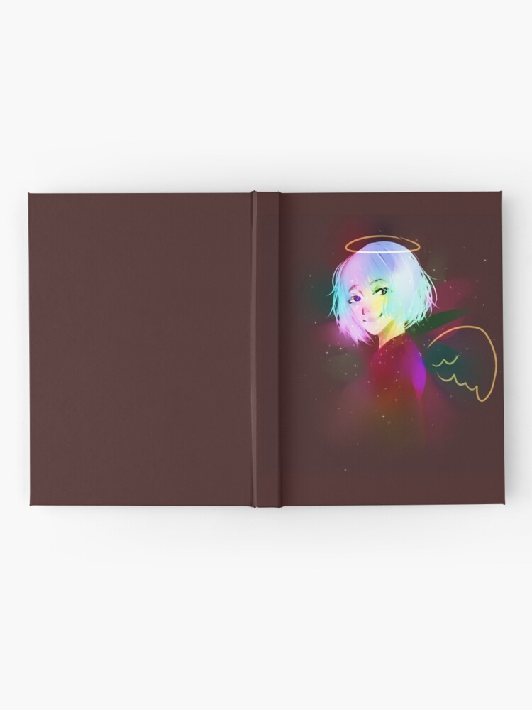 Alternate view of Angel Hardcover Journal
