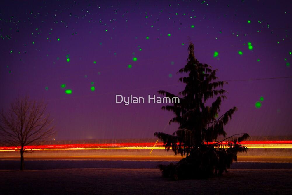 LightPainting by Dylan Hamm