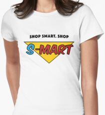 Shop Smart. Womens Fitted T-Shirt