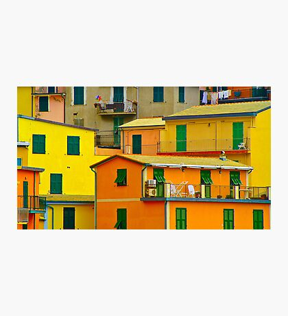 Legoville Photographic Print
