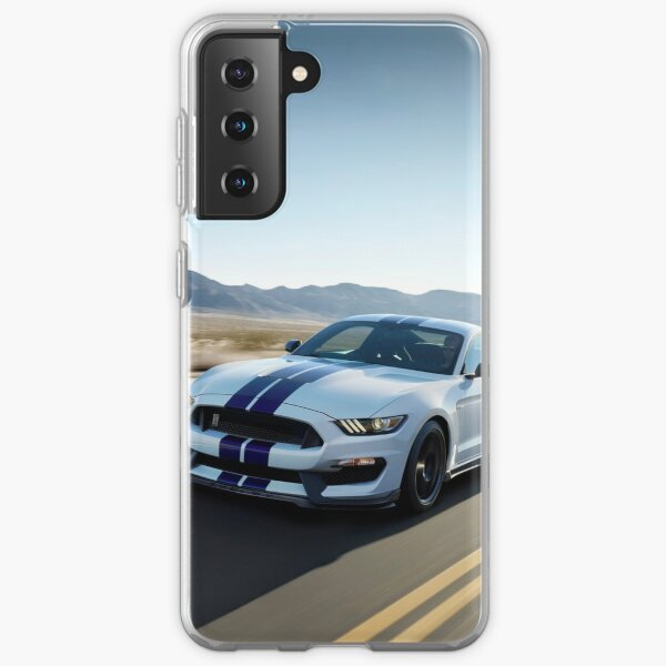 Ford Mustang Samsung Galaxy Soft Case