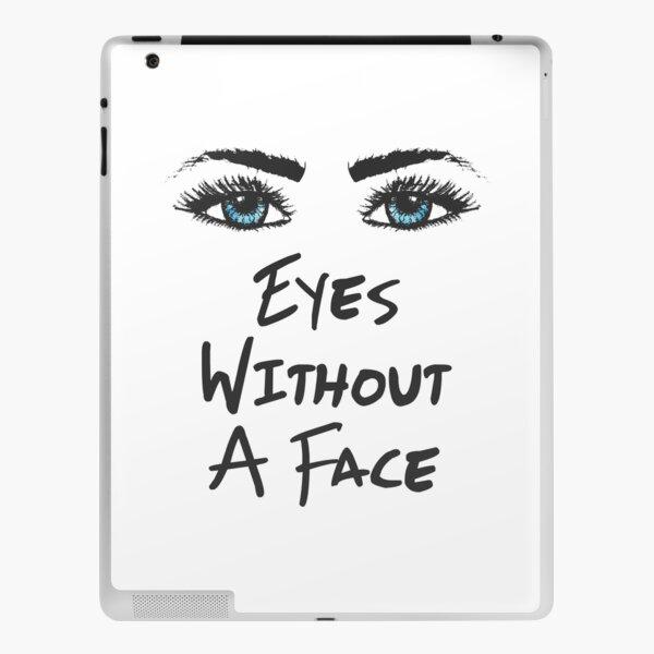 Augen ohne Gesicht iPad Klebefolie