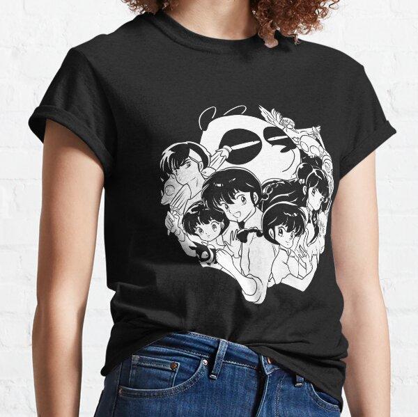 RANMA Camiseta clásica