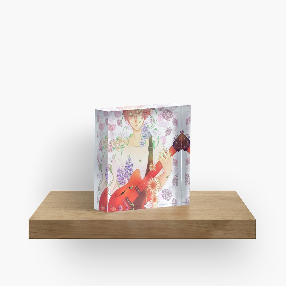 Mafuyu || Given Acrylic Block