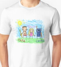 Chappie Family Unisex T-Shirt