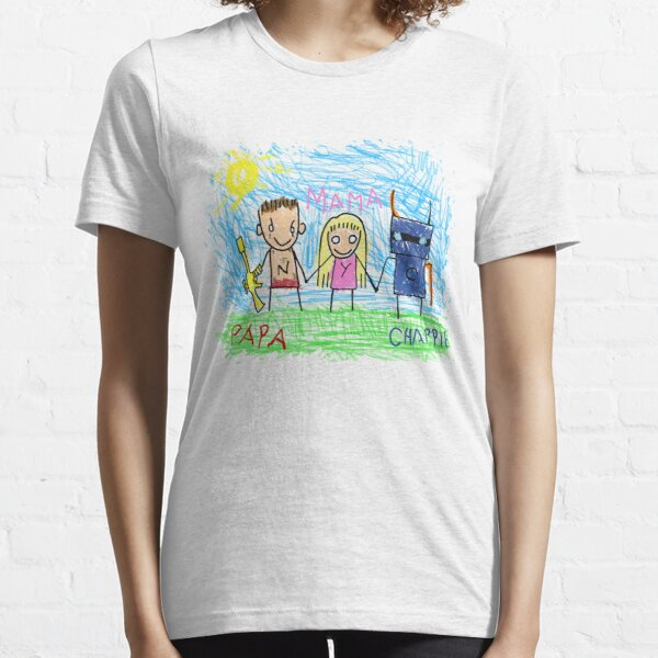 Chappie Family Essential T-Shirt