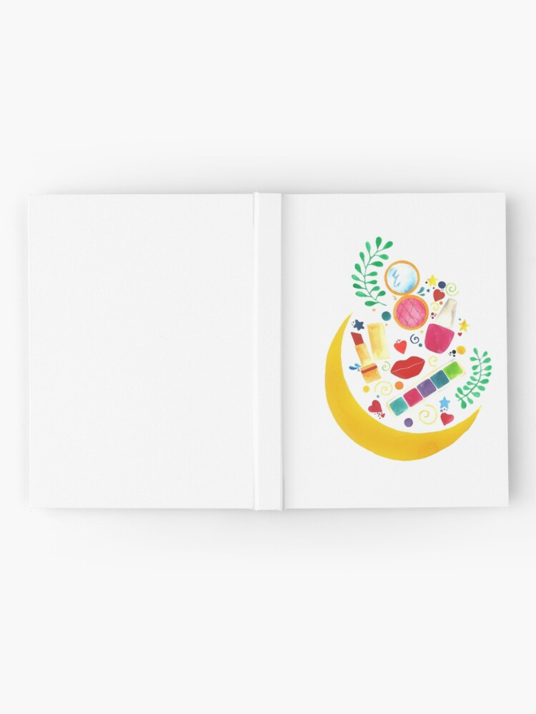 Alternate view of Makeup dreamy night Hardcover Journal