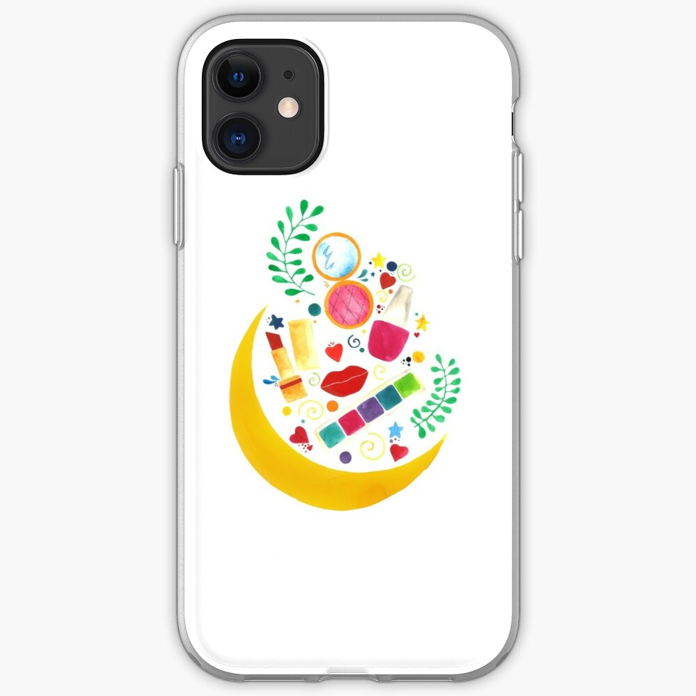 Makeup dreamy night iPhone Case & Cover