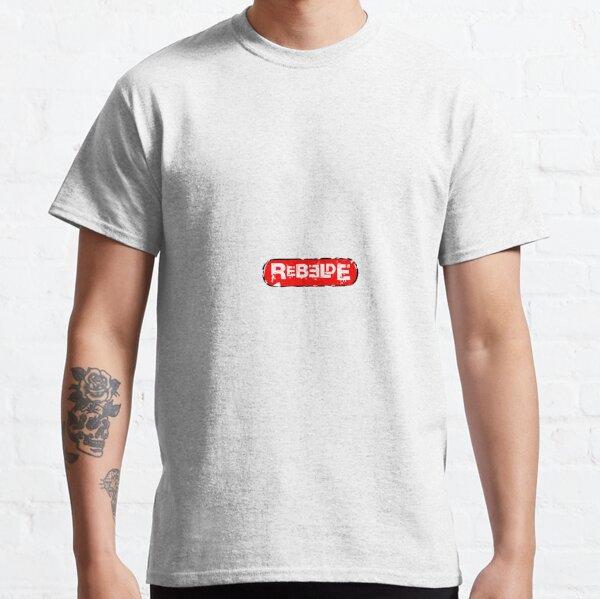 REBELDE GRUPO Camiseta clásica