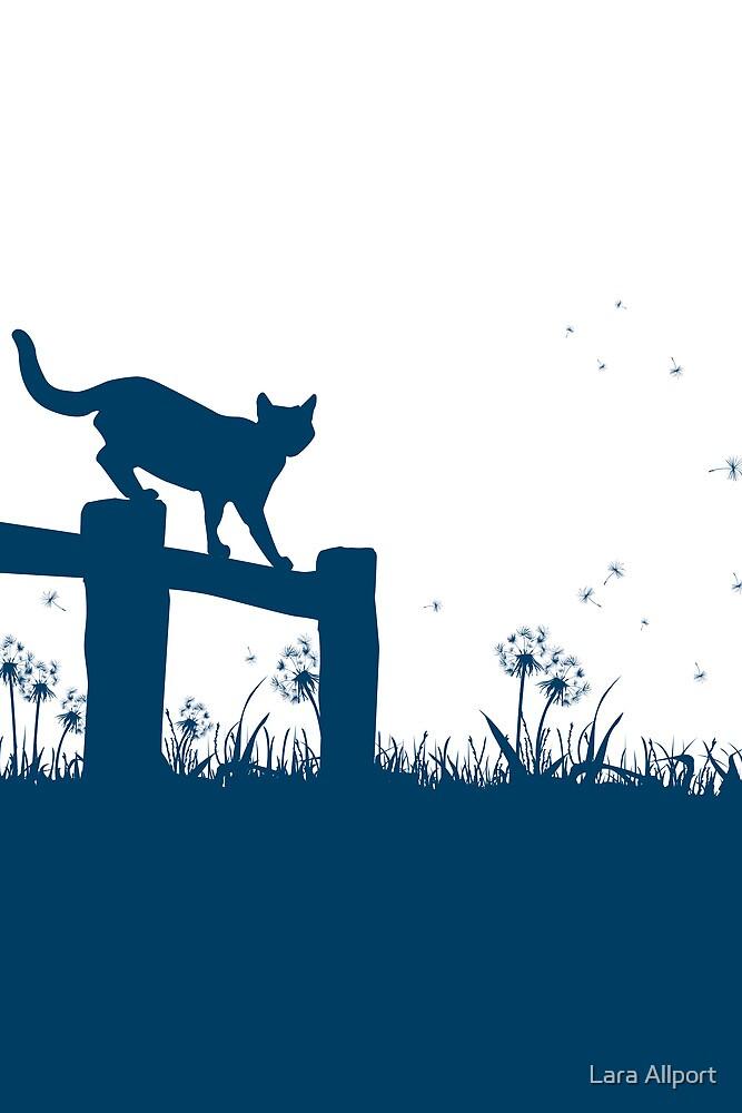 Cat by Lara Allport