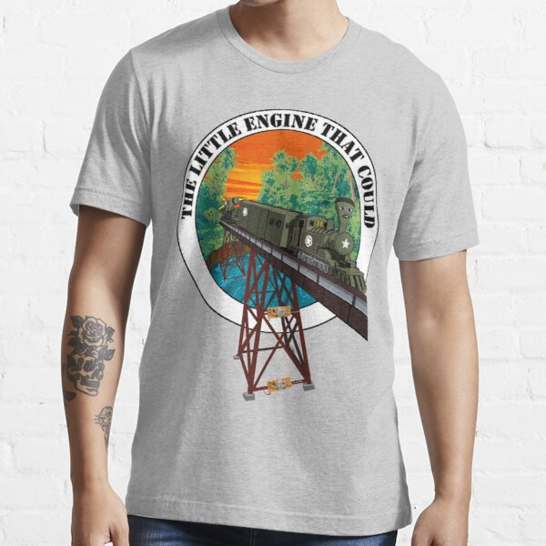 The Little Engine That Could (A Bedtime Story) by Major Payne Essential T-Shirt