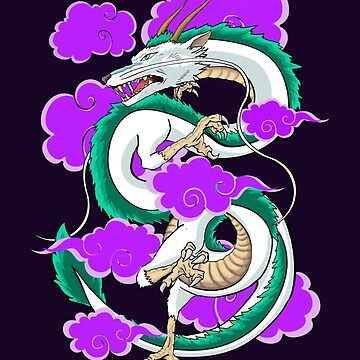 Haku Clouds by BuckRogers