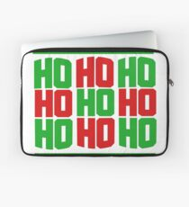 HO HO HO merry christmas  Laptop Sleeve