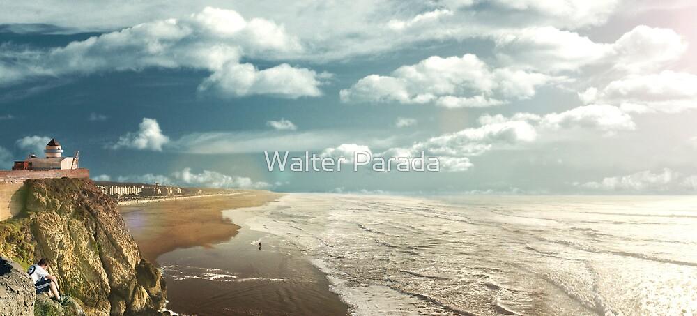 Ocean Beach by Walter Parada