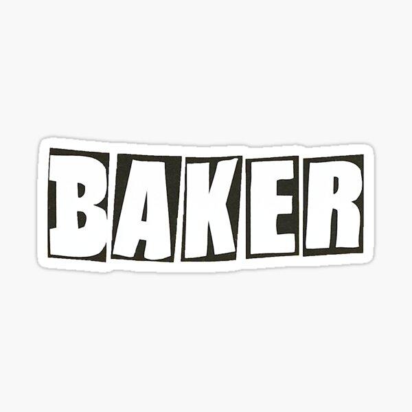 Baker Sticker