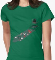 Imperial Walker Womens Fitted T-Shirt