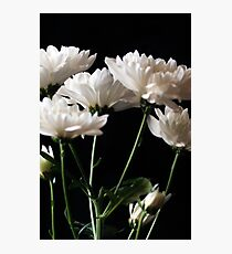 Black and White Photographic Print