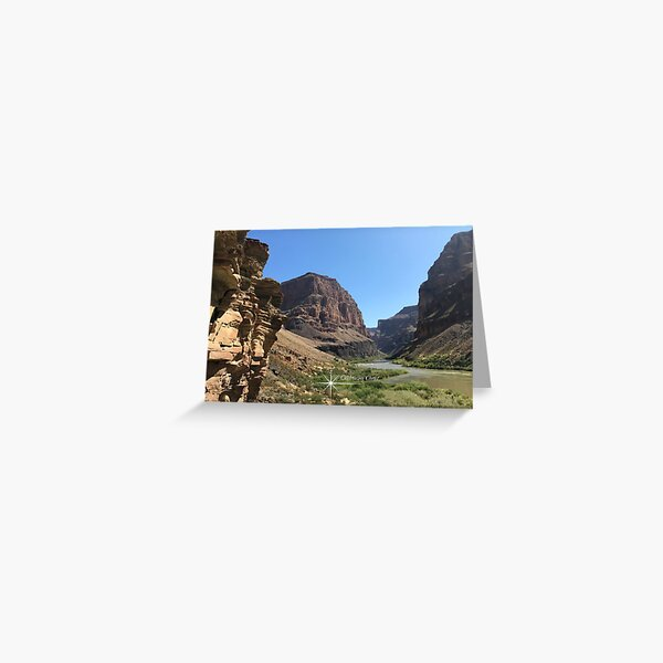 Colorado River - From ccnow.info Greeting Card