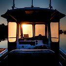 The Captain's Sunrise by J Jennelle