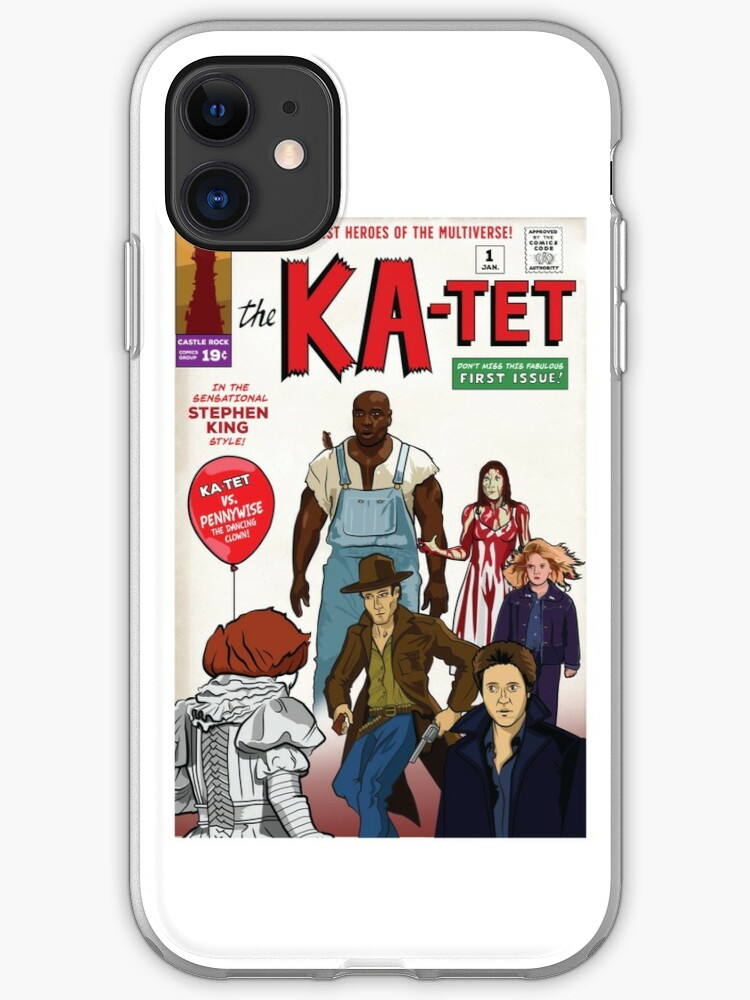 The Ka-Tet comic book cover   iPhone Case & Cover