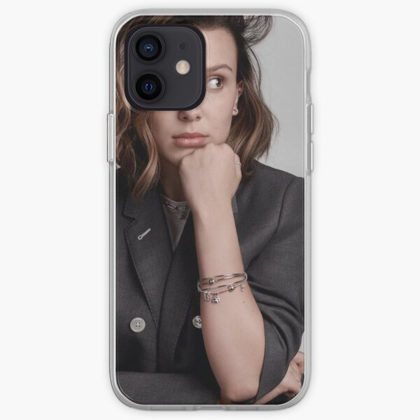 Millie Bobby Brown  iPhone Soft Case