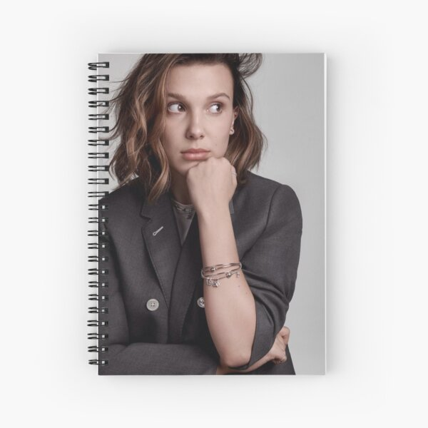 Millie Bobby Brown Cahier à spirale