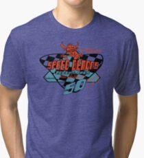 usa hawaii by rogers bros Tri-blend T-Shirt
