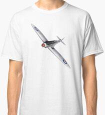 Silver Spitfire PR Mk XIX Classic T-Shirt