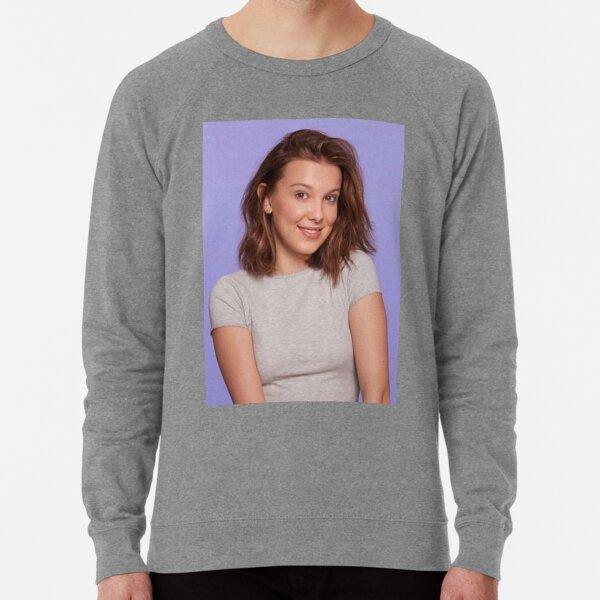 Millie Bobby Brown Sweatshirt léger