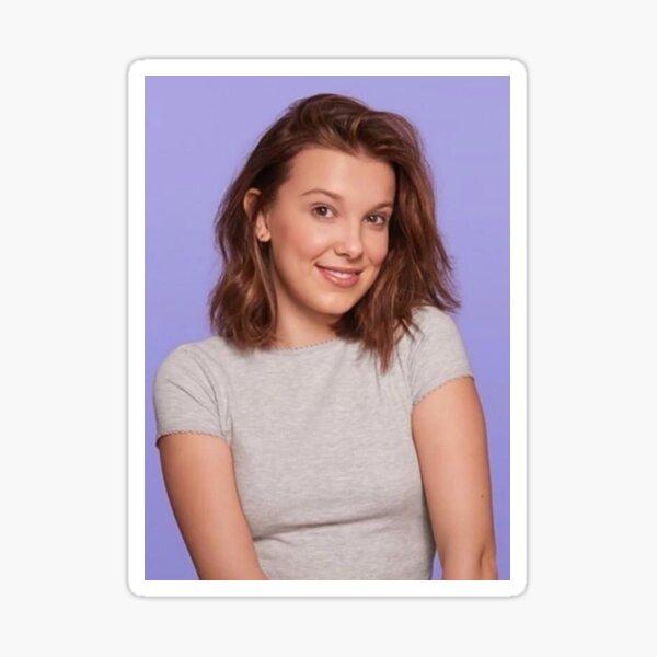 Millie Bobby Brown  Sticker