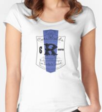 uk cotswolds by rogers bros Women's Fitted Scoop T-Shirt