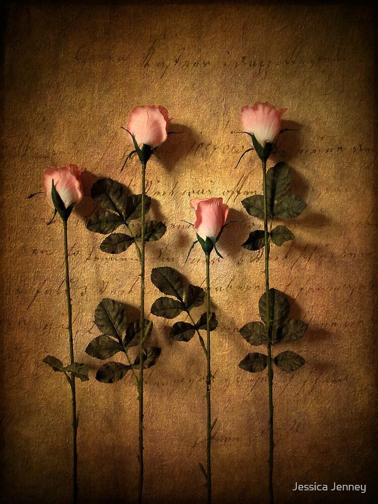 Wallflowers by Jessica Jenney