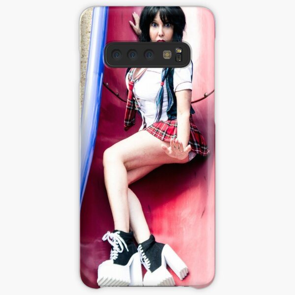 Melleefresh naughty girl image Samsung Galaxy Snap Case