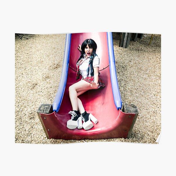 Melleefresh naughty girl image Poster