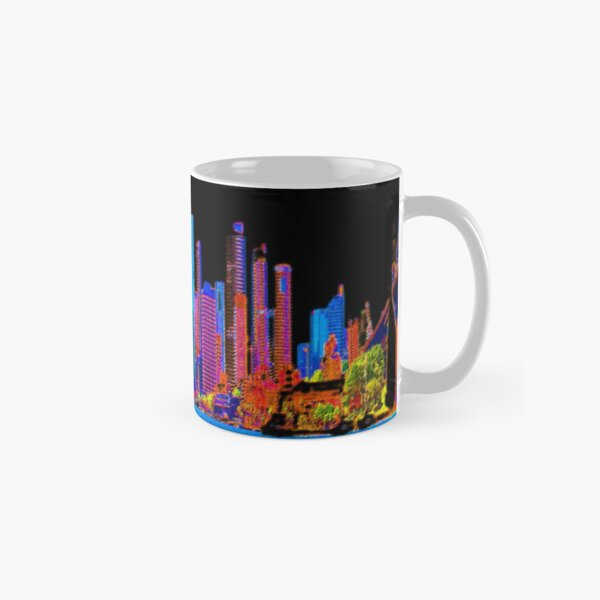 Neon jungle Classic Mug