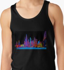 Neon jungle Tank Top